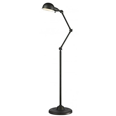 1 Light Floor Lamp FL118-OB by Z-Lite - llightsdaddy - Z-Lite - Floor Lamps