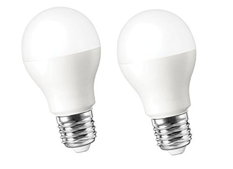 MiracleLED 604873 9W Almost Free Energy Home Beautiful LED Lights (2-Pack) Replacing Old, Hot 65W Incandescent Bulbs, 2