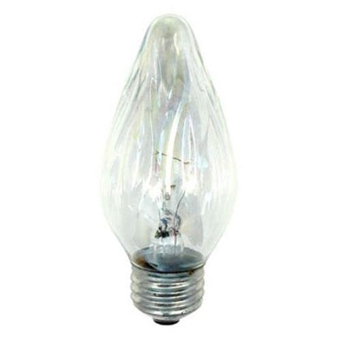 GE Flame Shaped Auradescent Bulb, 25 Watt (4 Pack) - llightsdaddy - GE Lighting - Incandescent Bulbs
