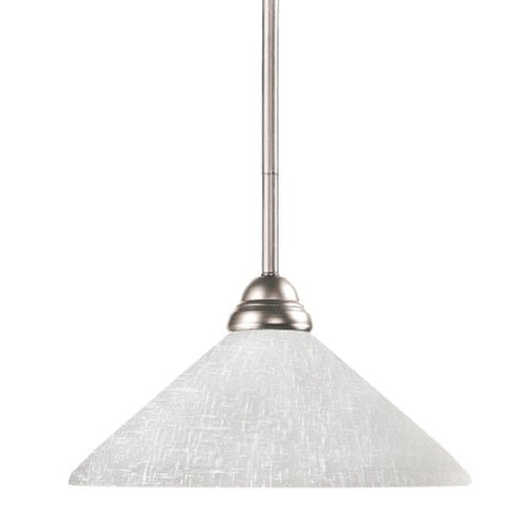 1 Light Pendant 2110MP-BN-AWL14
