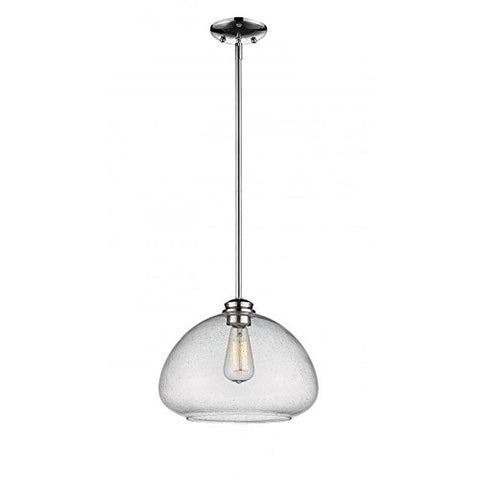 1 Light Pendant 722P13-CH - llightsdaddy - Z-Lite - Pendant Lights
