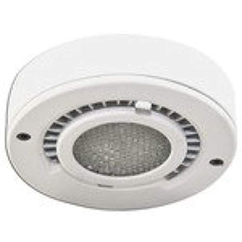 Pro Puck One Light Under Cabinet Light Finish: White - llightsdaddy - CSL - Under-Cabinet Lights