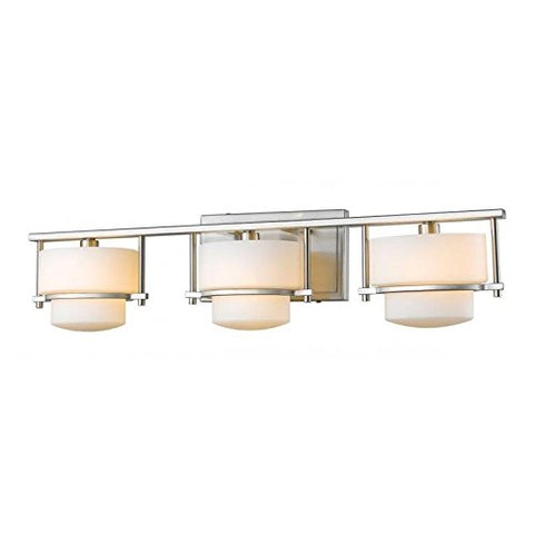 3 Light Vanity Light 3030-3V-BN - llightsdaddy - Z-Lite - Vanity Lights