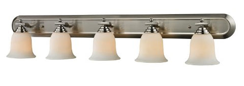 5 Light Vanity Light 704-5V-BN - llightsdaddy - Z-Lite - Vanity Lights