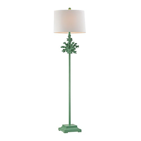 Dimond Sea Coral Spearmint Green Floor Lamp - llightsdaddy - Dimond Lighting - Lamp Shades