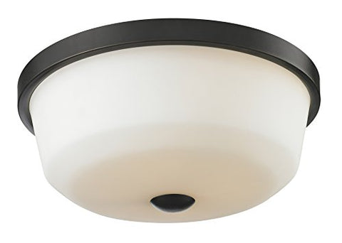 3 Light Flush Mount 411F3