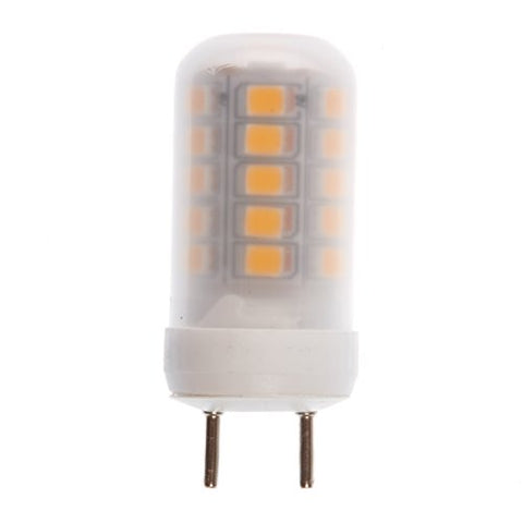 Newhouse Lighting G8 LED Bulb Halogen Replacement Lights, 3W (25W Equivalent), Bi-Pin, 280 lm, 120V, 3000K, Non-Dimmable