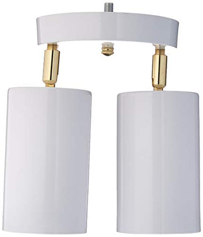 Westinghouse Lighting 6668200 Two Light Multi-Directional Ceiling Fixture