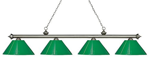 Z Lite Jenamees 4 Light Island/Billiard Light - llightsdaddy - Z Lite Jenamees - Island Lights