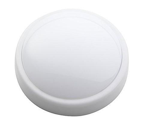Light It! By Fulcrum, LED Wireless Luna Extra Large Tap Light, White