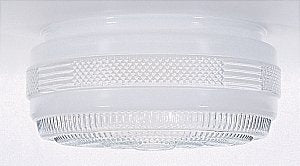 6-Inch Drum Shade Replacement Glass Shade - 5-7/8-Inch Fitter Opening - llightsdaddy - Satco - Fixture Replacement Globes & Shades