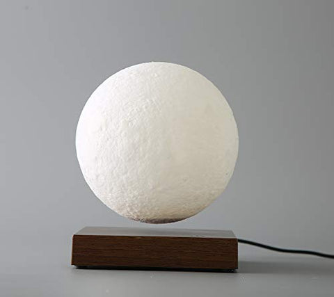 FOXSMZZ Magnetic Decoration Light Moon Lamp 3D Printing Moon Light Best Gifts - llightsdaddy - FOXSMZZ - Book Lights