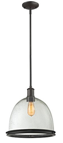 1 Light Pendant 716P13-BRZ - llightsdaddy - Z-Lite - Pendant Lights