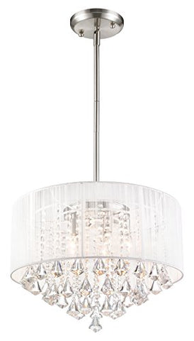 5 Light Pendant 891-20W-C