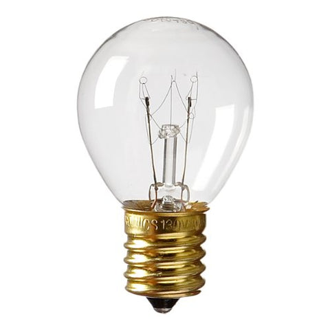 25 Pack 40 Watt S11 Intermediate Base 120 Volt 1000 Hour High Intensity Clear Lightbulb - llightsdaddy - Bulbrite - Wall Plates