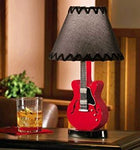 Novelty Guitar Lamp Table Desk Lamp Decoration for Kid Adult Home Living Room - llightsdaddy - VZND - Lamp Shades