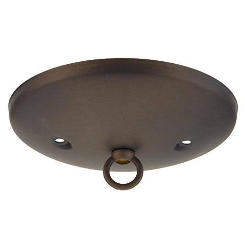 Wellington 7003800 Westinghouse Lighting Modern Canopy Kit, Oil Rubbed Bronze - llightsdaddy - Westinghouse Lighting - Ceiling Lights