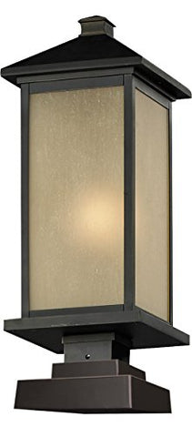 Outdoor Post Light 548PHM-SQPM-ORB