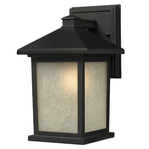 Outdoor Wall Light 507B-BK