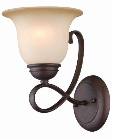Hardware House 10-1219 Bennington Single-Light Wall Fixture