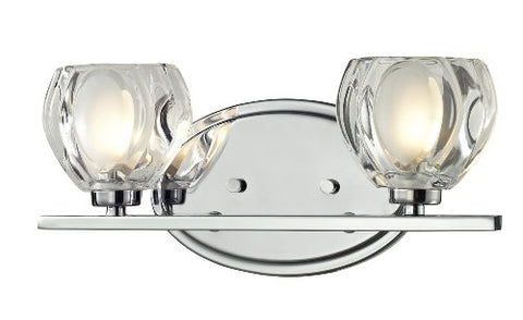 2 Light Vanity Light 3023-2V - llightsdaddy - Z-Lite - Vanity Lights