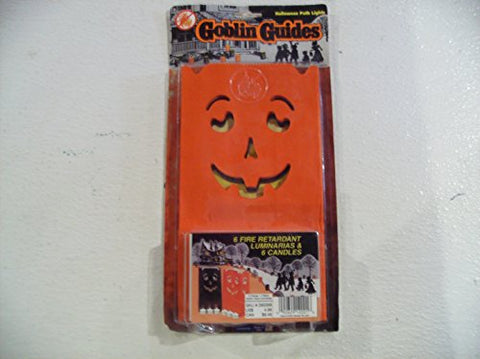 Goblin Guides Halloween Path Lights