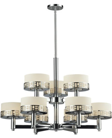 9 Light Chandelier 328-9-CH