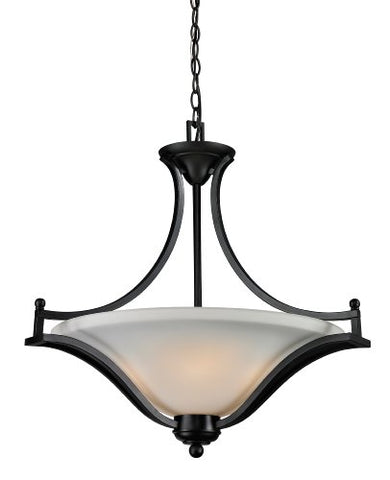 3 Light Pendant 702P-BRZ - llightsdaddy - Z-Lite - Pendant Lights