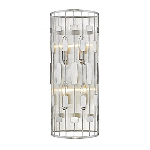 4 Light Wall Sconce 430-4S-BN - llightsdaddy - Z-Lite - Wall Sconces and Lamps