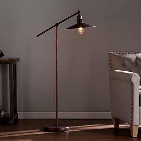 Southern Enterprises Vargas Floor lamp - llightsdaddy - Southern Enterprises - Lamp Shades