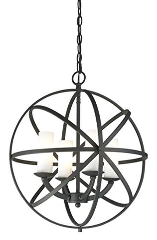 4 Light Pendant 6017-4S-BRZ - llightsdaddy - Z-Lite - Pendant Lights