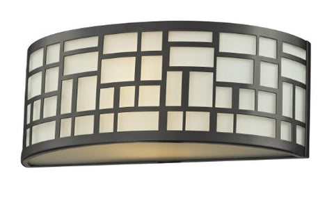 1 Light Wall Sconce 329-1S-BRZ - llightsdaddy - Z-Lite - Wall Sconces and Lamps