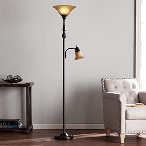 Southern Enterprises Fynn Floor lamp - llightsdaddy - Southern Enterprises - Lamp Shades