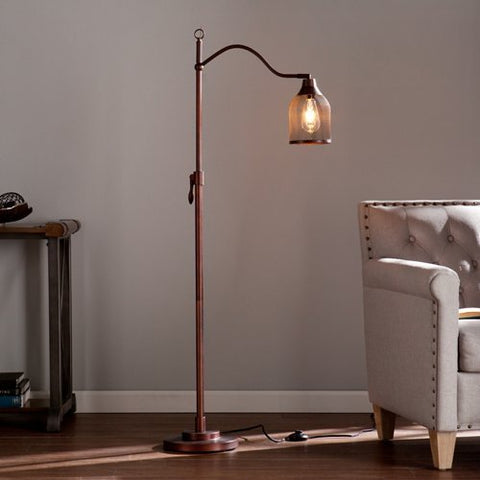 Southern Enterprises Rigby Floor Lamp - llightsdaddy - Southern Enterprises - Lamp Shades
