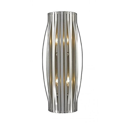 4 Light Wall Sconce 436-4S-BN - llightsdaddy - Z-Lite - Wall Sconces and Lamps