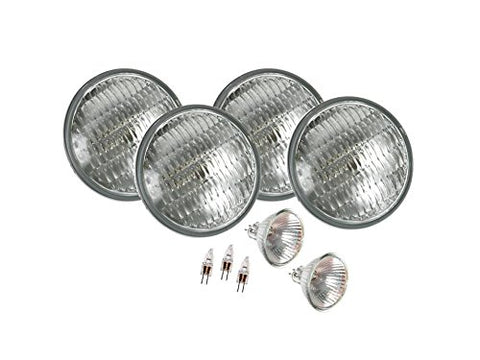 CS9300 Relamp Kit for 9-Light System - llightsdaddy - P.M. LIGHTING - Halogen Bulbs