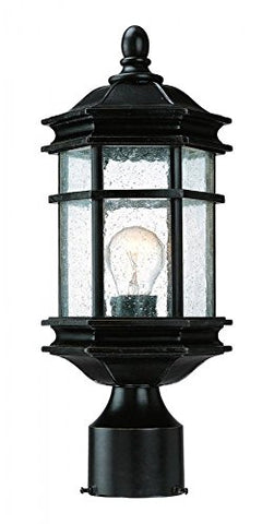 "Dolan Designs 9233-68 Barlow Outdoor Post Light, 15 1/4"", Winchester - llightsdaddy - Dolan Designs - Post Lights"