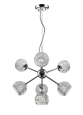 7 Light Pendant - 909-7