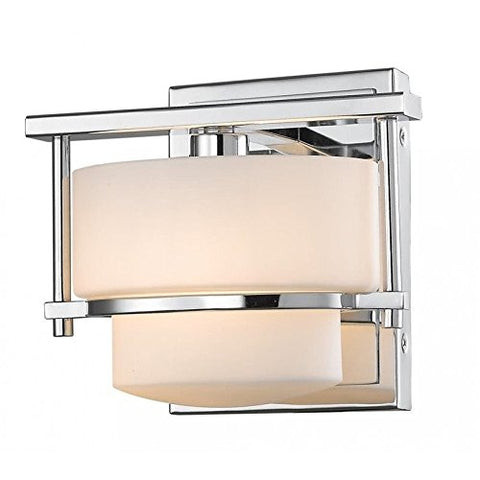 1 Light Wall Sconce 3030-1S-CH - llightsdaddy - Z-Lite - Wall Sconces and Lamps