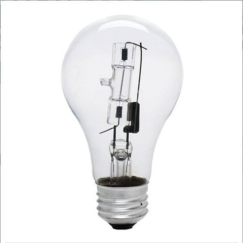 10 Pack 35 Watt MR16 Flood GU10 Base 120 Volt 2600K 3000 Hour Frost Halogen L. - llightsdaddy - Bulbrite - Halogen Bulbs