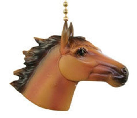 Horse Ceiling Fan Pull - llightsdaddy - Clementine Designs - Pull Chains