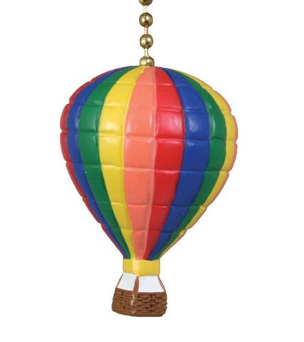 Hot Air Balloon Ceiling Fan Light Pull - llightsdaddy - Clementine Designs - Pull Chains