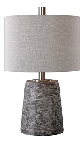 Duron Bronze Ceramic Lamp - llightsdaddy - Uttermost - Lamps