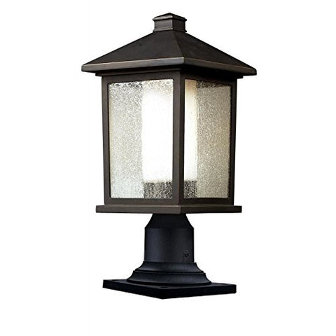 Outdoor Post Light 524PHM-533PM-ORB