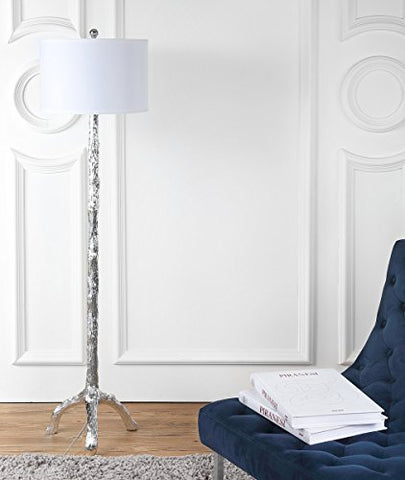 Safavieh Lighting Collection Silver Branch 57-inch Floor Lamp - llightsdaddy - Safavieh - Lamps