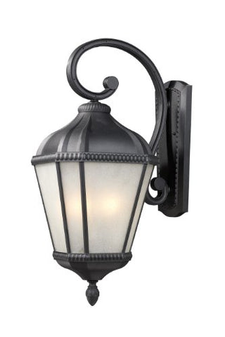 Outdoor Wall Light 513M-BK - llightsdaddy - Z-Lite - Outdoor Porch & Patio Lights