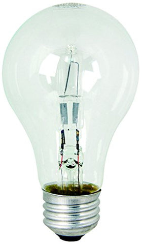 Anyray A1898Y (1)-Bulb G8 Base JCDR 35W 120V 35-Watts BI-PIN Clear 120Volts 35Watt GU8 - llightsdaddy - Anyray - Krypton & Xenon Bulbs