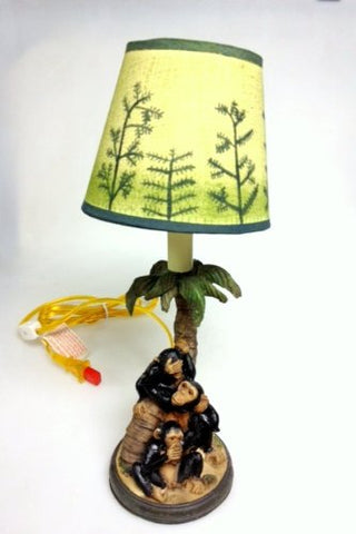 Monkey Desk Lamp - llightsdaddy - HOUSEOFGIFTS - Lamp Shades