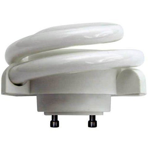 (Case of 12) TCP 33213SSP SpringLamp CFL - w Soft White (2700-Kelvin) GU24 Base Spiral Light...  TCP Compact Fluorescent Lamps llightsdaddy.myshopify.com lightsdaddy