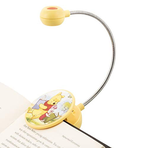 Disney Disc LED Book Light (Winnie The Pooh &  Piglet) - llightsdaddy - WITHit - Book Lights